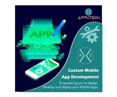 Mobile Application Development Services for Android & iOS