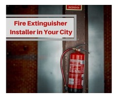 Affordable Fire Extinguisher Installation