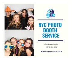 NYC Photo Booth Service