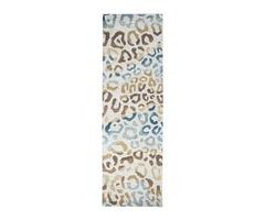 Carpeting Using Animal Print Rug | Shoppypal