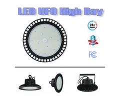 Use Premium Quality LED UFO High Bay Lights At The Commercial Places