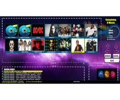 Jukebox Program + Karaoke