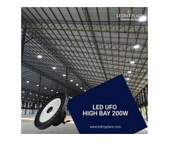 Buy Best Quality UFO LED High Bay Light At Cheap Price