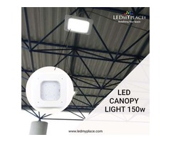 LED Canopy Lights Are The Best Fixtures For Outdoor Lights