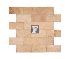 Buy Durango Brick 2X4 Tumbled Sabway - Findstone.us