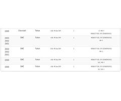 ACDelco MU1321 GM Original Equipment Fuel Pump, Level Sensor, and Sending Unit Module   free-classifieds-usa.com