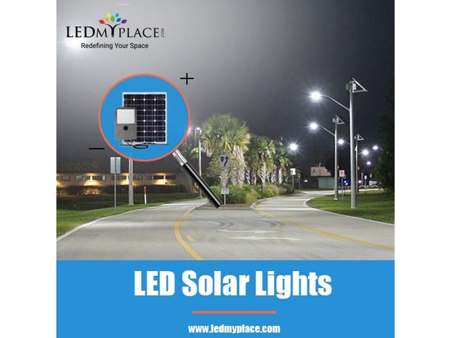Purchase Now! LED Solar Lights For Outdoor Lighting | free-classifieds-usa.com