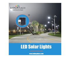 Purchase Now! LED Solar Lights For Outdoor Lighting