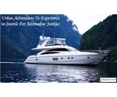 At Seattle Yacht Charters Daily, Our highly stylish, luxurious Boat Rental