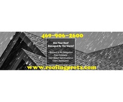 Dallas Roofing Company - Roofing Professionals of Texas