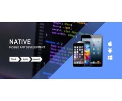 Native Mobile App Development Services