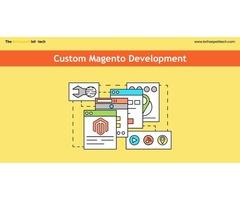 Custom Magento Development Company - The Brihaspati Infotech