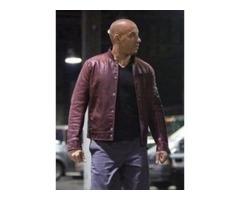 Vin Diesel Leather Jacket