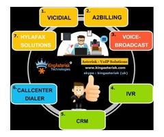 KingAsterisk Technologies - Asterisk Call Center Dialer