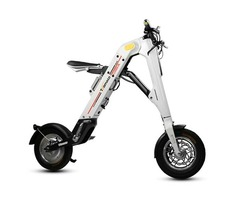Topmate Mini Electric Foldable Bicycle