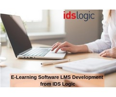 E-Learning Software LMS Development from IDS Logic