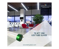 Use Clear Plug N Play T8 LED Tube Light to Make the Offices more Productive