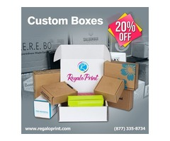 RegaloPrint Brings best printing and packaging solutions for all of your printing Needs