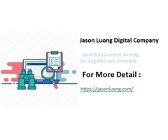 SEO company in los Angeles for business promotion | Jason Luong Digital marketing