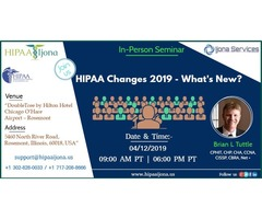 Updated HIPAA Compliance Training