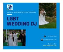 LGBT Wedding DJ