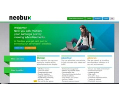EARN MONEY IN ONLINE WITHOUT SKILL AND MONEY IN NEOBUX SITE