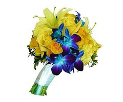 Online Oder Flowers from UK to India as same day delivery