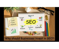 Why should Businesses invest in SEO?