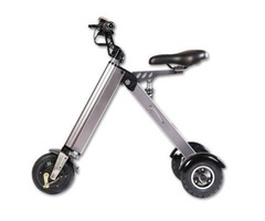 Topmate ES31 Electric Scooter Mini Foldable Tricycle