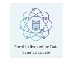 live data science training