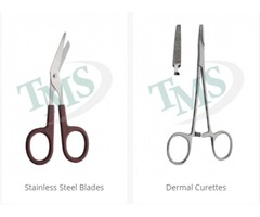 Disposable Scalpel First Aid Scissor - Top selling Surgical Equipments in the United States