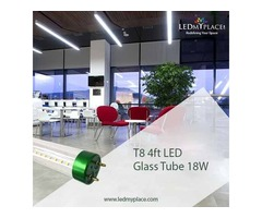 Save Electricity Bill  by Shifting to T8 4ft LED Glass Tube 18W