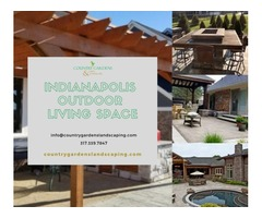 Indianapolis Outdoor Living Space