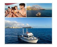 Reef snorkeling Waikiki