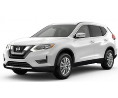 Now or never , special discount on new and used nissan 2019 rogue & SUV