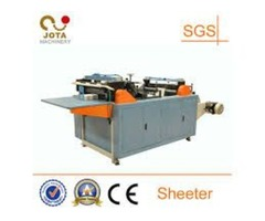 POS Paper Cash Register Paper Slitter Paper Slitting Rewinding Machine – Shanghai