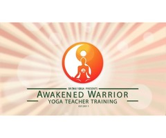 Modern Yoga Teacher Training | Awakened Warrior Yoga Teacher Training