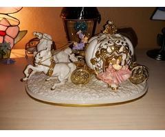 Cinderellas Porcelain Collectors Piece Anniversary