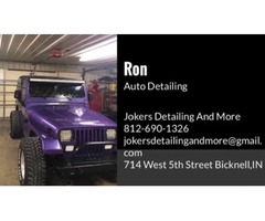 Joker's Detailing And More