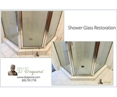 Shower Glass Restorations