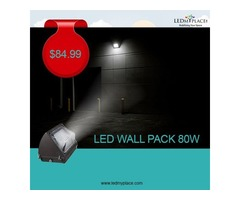 Discount is Running Out- Buy 80w LED Wall Packs