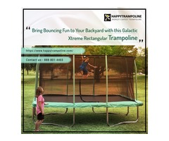 Things To Know Before Buying Rectangular Trampoline For All