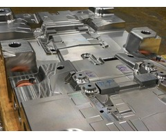 Stable Production Through Aluminium Mold for Plastic Injection
