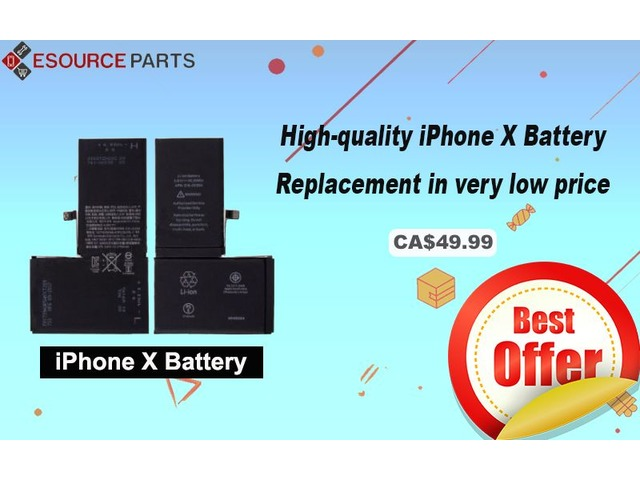 High-quality iPhone x Battery Replacement | free-classifieds-usa.com