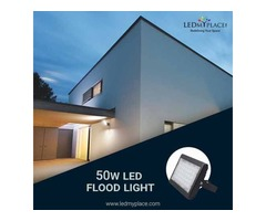Enjoy Blissful Evenings By Installing LED Flood Light In Your Gardens