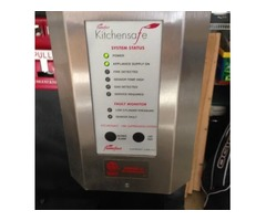 kitchen fire suppression system | kitchensafe