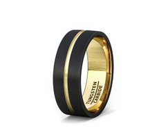 Tungsten Wedding Rings for Men Online | free-classifieds-usa.com
