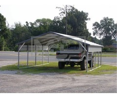 Exclusive Price on Metal Carports in North Carolina