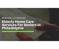Elderly home care services for seniors