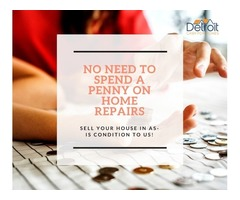 Sell Your House Fast In Metro Detroit- Sell Detroit Home Fast
